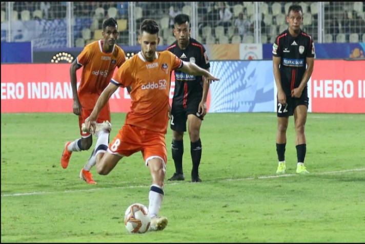 Image result for FC Goa created history, became the first Indian club to reach AFC Champions League group stage