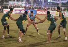 Indian kabaddi team in pakistan,Kiren Rijiju,Indian kabaddi team,Kabaddi World Cup,Sports Business News India