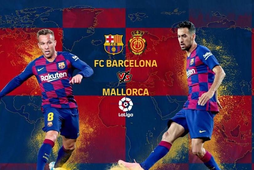 La Liga Live Barcelona Vs Mallorca Head To Head Statistics La