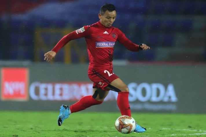Photo of Football: Redeem Tlang becomes first season signing for FC Goa