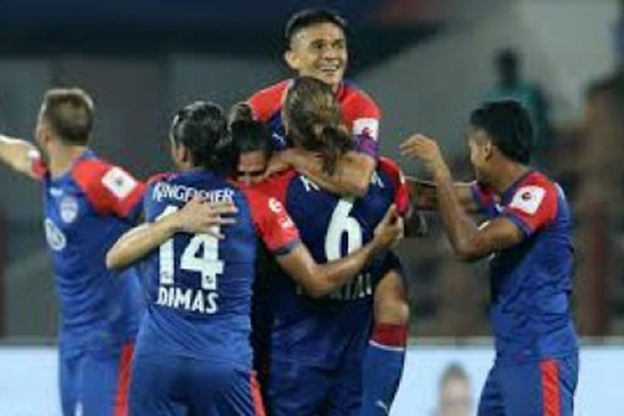 Photo of Football: Chhetri Bengaluru FC to benefit from Bagan-ATK merger and play in AFC Cup qualifiers