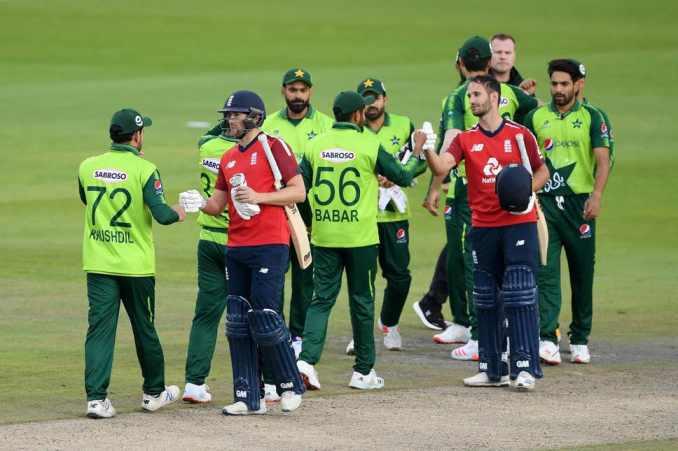 ENG vs PAK 3rd T20 Highlights: Hafeez, Haider Ali's blistering knock propel  PAK to series-levelling win • InsideSport