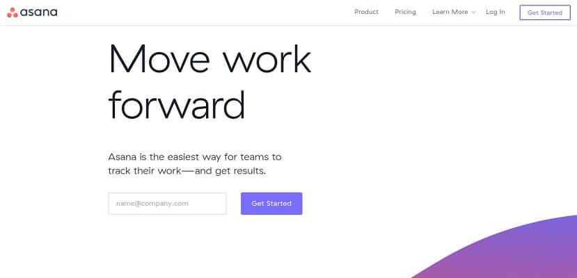 Asana - أداة لتتبع عمل الفريق وإدارة المشاريع