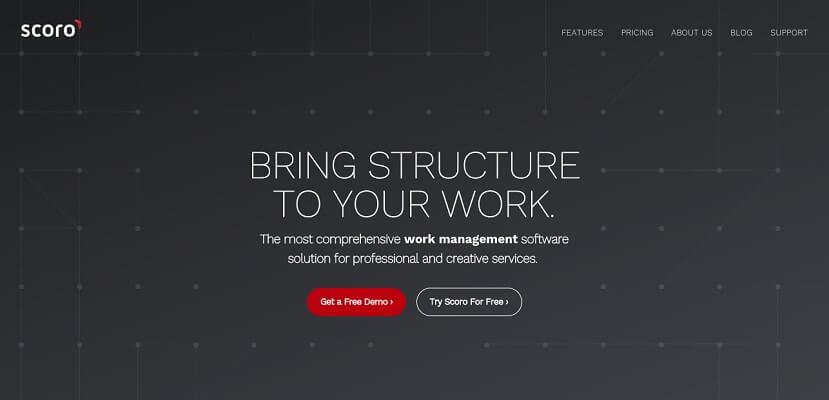 Scoro - برنامج إدارة العمل الشامل