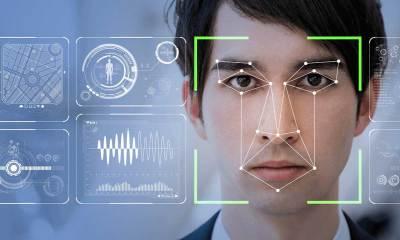 Face scan tech