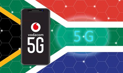 Vodacom starts up 5G mobile network in South Africa
