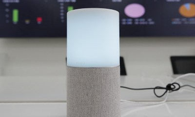 Virus Outbreak South Korea AI Speakers