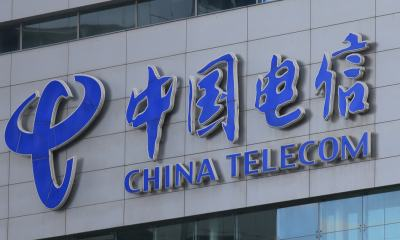 China Telecom sees significant growth due to the deployment of the 5G network