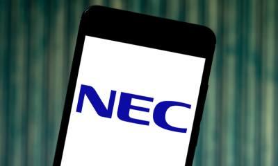NEC UK 5g network