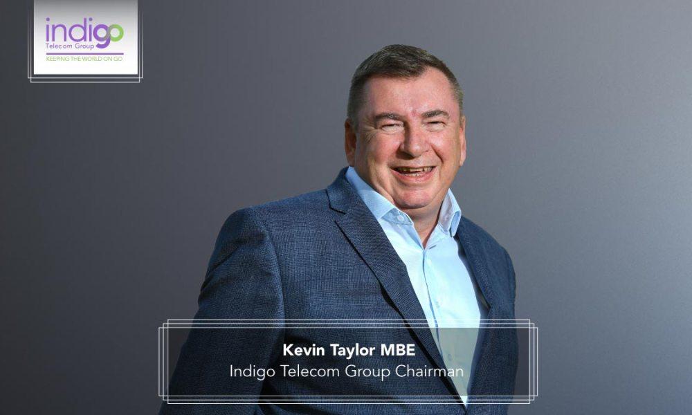 Kevin Taylor MBE - Indigo Telecom Group Chairman