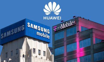 DT & Samsung 5G Huawei
