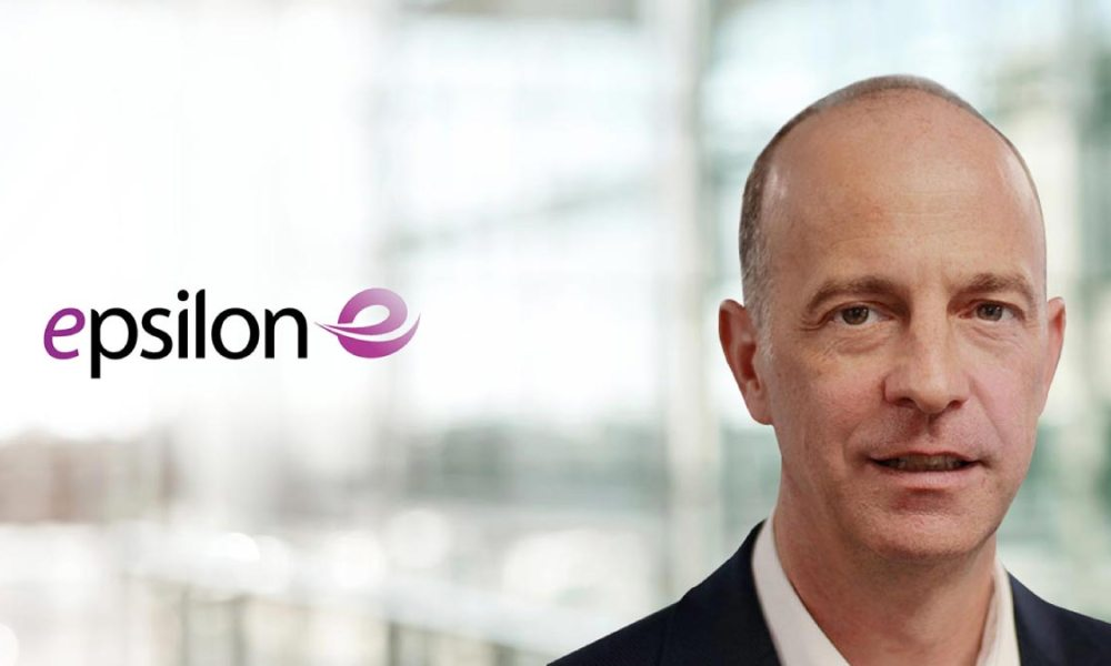 Michel Robert, CEO of Epsilon