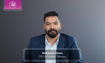 Mohanned Alosta CEO of Libyana Telecom
