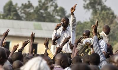 Uganda bans social media in run off to presidential election