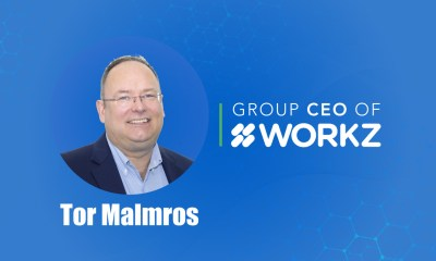 Tor Malmros, Workz Group CEO