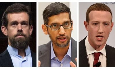 Lawmakers press Big Tech CEOs on speech responsibility