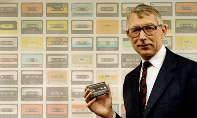 Lou Ottens, inventor of the innovative cassette tape dies, aged 94