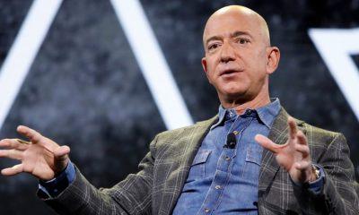 Jeff Bezos will blast into space