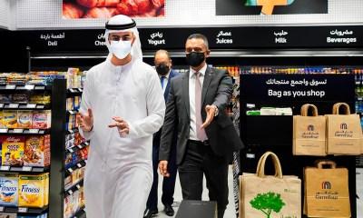No cashiers, please Futuristic supermarket opens in Mideast