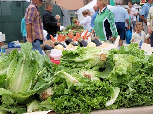 Fresh Locally Grown Produce