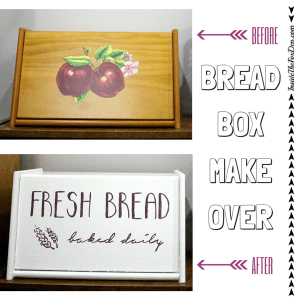 Bread Box Makeover