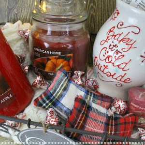 """Stay Cozy"" Gift Basket"