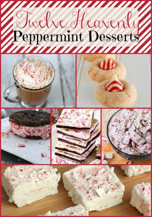 Peppermint-Dessert-Roundup