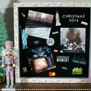 Memory Box of Christmas Past