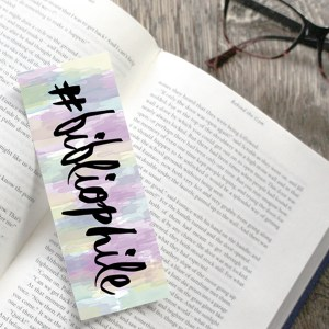 Free Watercolor Bookmarks