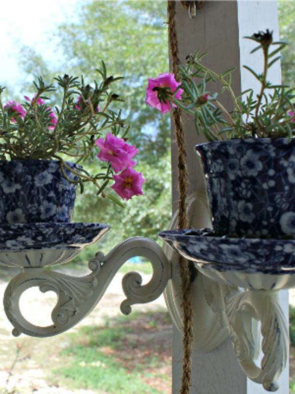 Upcycled-Sconce-into-Tea-Cup-Sconce-Planter.intelligentdomestications.com_-1024x739