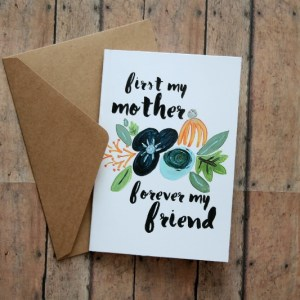 Cute & Easy Last Minute DIY Gifts for Mom