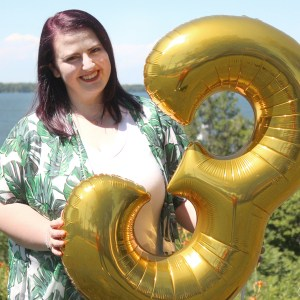 3rd Year Blogiversary & Summer Swag Giveaway!