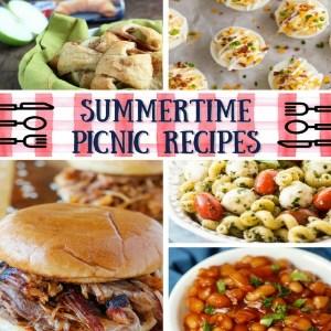Summertime Picnic Recipes