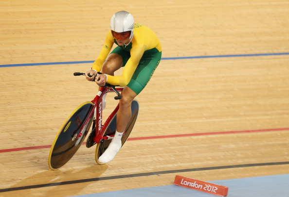 Michael Gallagher has claimed his seventh straight title at the 2014 Australian Para-cycling Track National Championships in Melbourne ©Getty Images