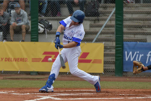 Israel are among the four teams through to the semi-finals ©Baseball-em.de