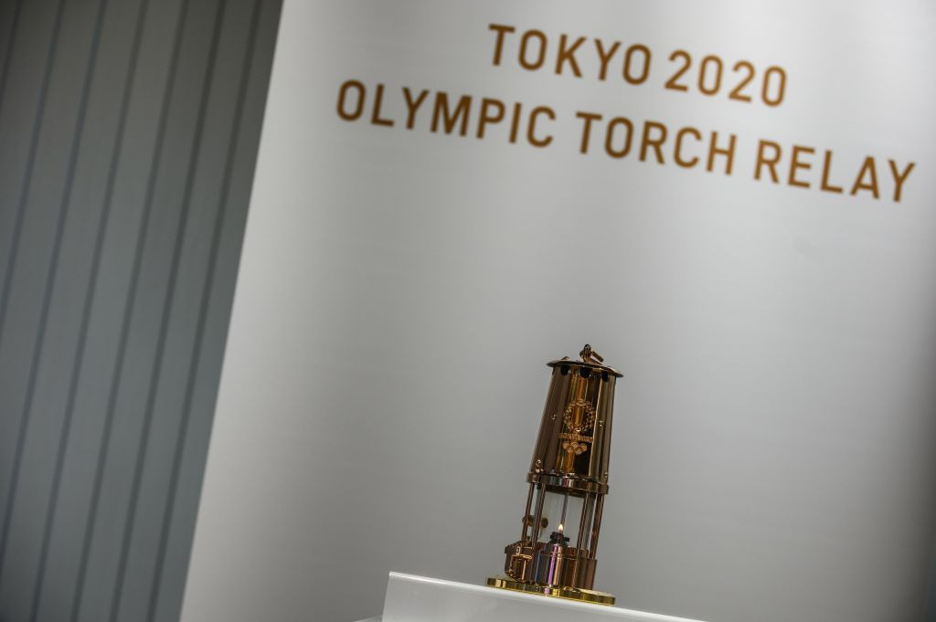 Big gatherings and cheers cheered during the 2020 Tokyo Torch relay