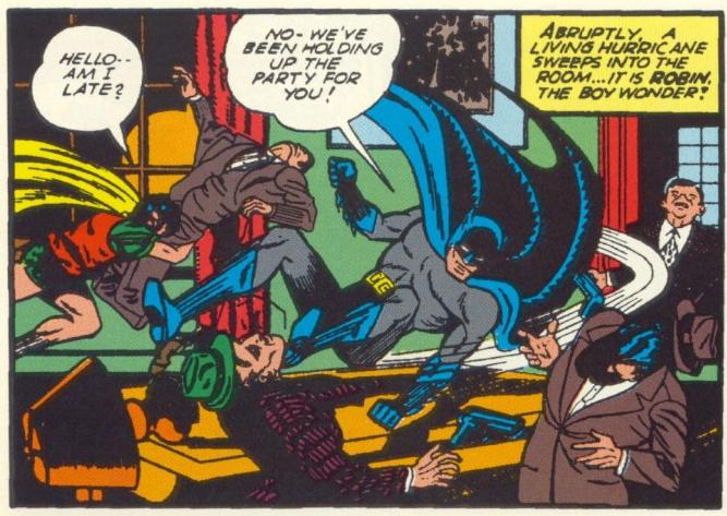 Batman 4-4 -5 recut