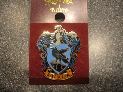House Crest Pins (4 total) $9.95