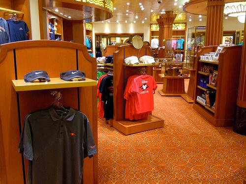Disney apparelWhite Caps - Disney Dream shopping