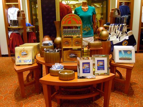 Disney Dream Inaugural merchandiseWhite Caps - Disney Dream shopping