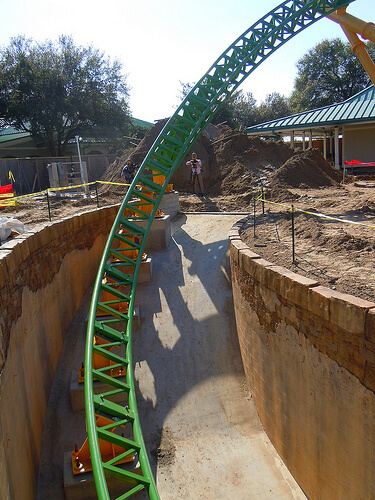 Cheetah Hunt construction