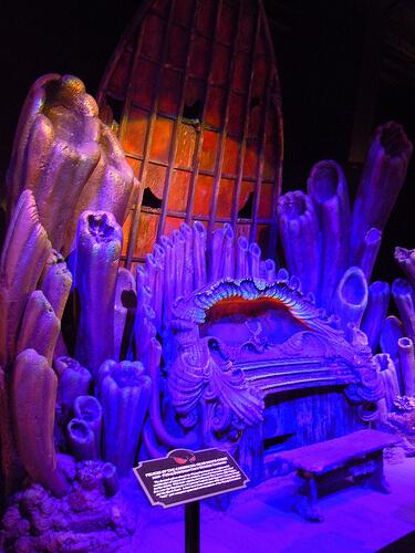 Pirates of the Caribbean organ