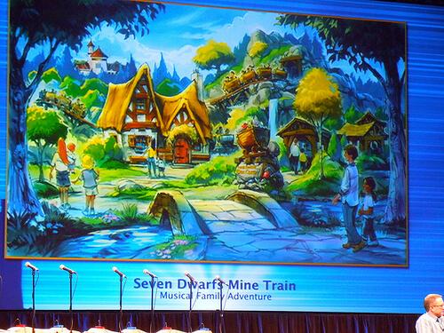 New Fantasyland - Destination D