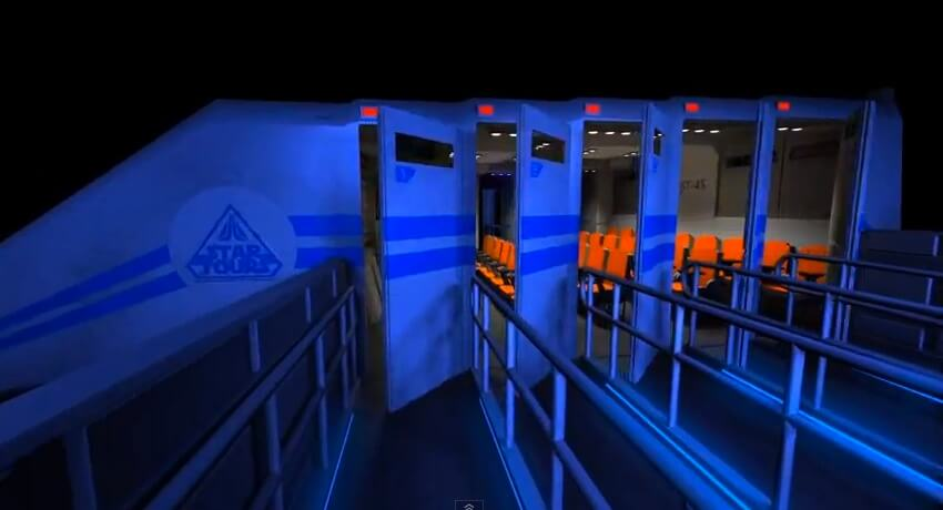 Star Tours The Adventures Continue The Ultimate Experience