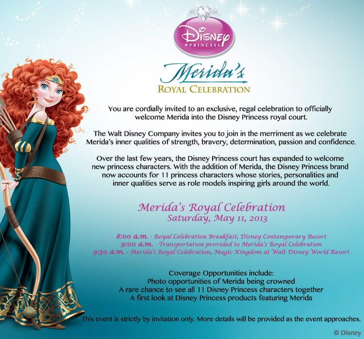 This 2D Representation Of Merida Is The Official Version Used For Ceremony Not Any Other That Has Found Its Way Across Internet