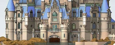 Closer look at Enchanted Storybook Castle with ride, restaurant, shows in biggest-ever theme park castle for Shanghai Disneyland