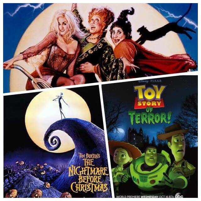 annual 13 nights of halloween tv event as usual the schedule is a great mix of spooky fun and disney classics with the movie hocus pocus taking a