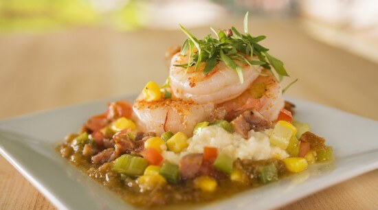 Florida Fresh Shrimp Debuts at Epcot Garden Fest