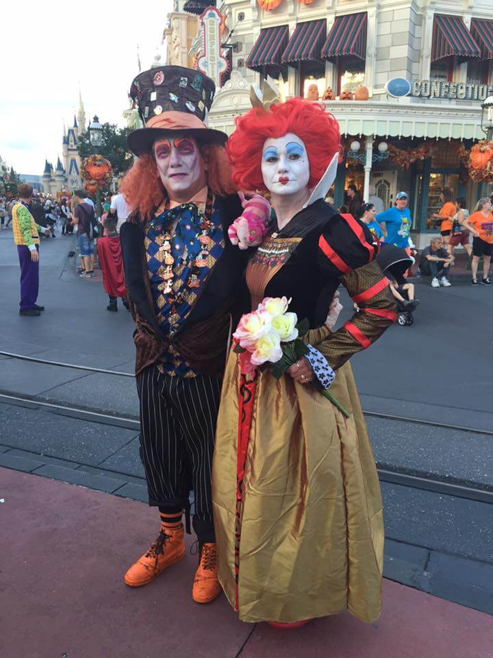 photos top 20 disney costumes from last nights mickeys not so scary halloween party inside the magic