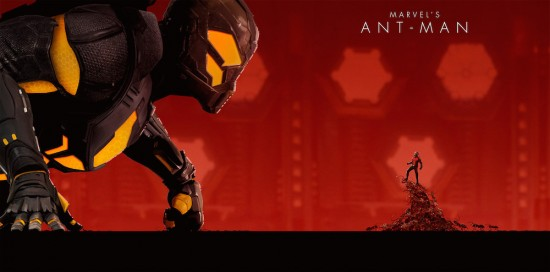 Ant-Man MCU Art